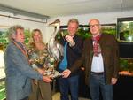 10/2012 Besuch im NPI Haus Carnuntum mit Vorstand Wienenergie Marc Hall, Kom.Rat Otto Musilek und Claudia Roson Leiterin NPI Haus