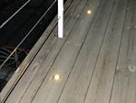 Spots de terrasse encastrés