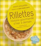 Livre de cuisine rillettes