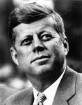 John Fitzgeral Kennedy .- 29 de mayo de 1917 – †  22 de noviembre de 1963 -.