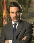 José María Aznar .- PP -.