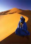 Desierto Erg Chebbi .- Marruecos -.