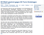 Oberberg Aktuell vom 5.10.2017: Bericht zum Mannschaftskampf Drolshagen - Wiehl