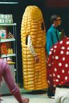 Maiskolben-Maskottchen
