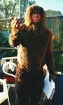 Affenmensch-Kostüm