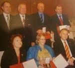 Verleihung des Landesehrenzeichens 11.11.2011
