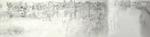 dessin préparatoire 2003.pour : l'étang de sault l'automne (100*50 cm) huile sur toile 2003