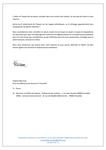 22 mai 2020 1ier courrier au maire page 2