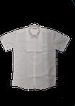 男子半袖Yシャツ