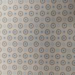 076 - Kreise beige und hellblau