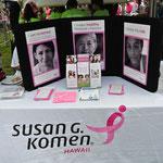 ハワイ ウェルネス ウォーク イベント 乳がん アウトドア ダイアモンドヘッド カピオラニ公園 ツアー イベント