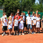 Jugendvereinsmeisterschaften 2010 - SKG Stockstadt Tennis