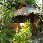 unser Bungalow in Sipalay
