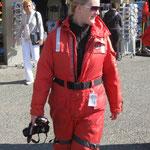 Whale Watcher oder Astronaut