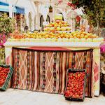 Obst in der Altstadt