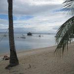 Strand auf Bantayan