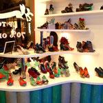 verrückte Schuhe