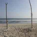 Strand auf Virgin Island