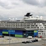 Millionärskreuzfahrtschiff