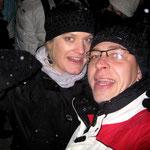 Party am Brandenburger Tor