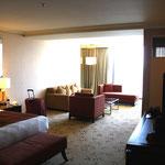 unser Zimmer im Marina Bay Sands