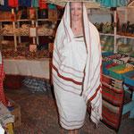 typische Kleidung in Tunesien