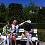 Ausflug mit Mama und Papa