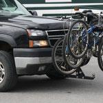 ungewöhnlicher Fahrradständer