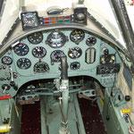 Instrumenten Panel Pilotensitz Jak 52