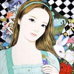 『Alice』2019年 F3号 個人蔵