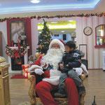 Weihnachtsmannverleih
