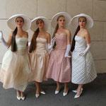Stubenmädchen/Enesmble/My Fair Lady/Vereinigte Bühnen Bozen 2012