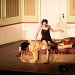 Diana/Otello darf nicht platzen/Frankenfestspiele Röttingen 2012