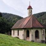 Blick zur Ruine Falkenstein