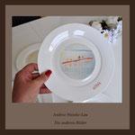 Porzellanbild Kinderzeichnung Geschenk Hochzeit die-anderen-bilder.de Andrea Weinke-Lau