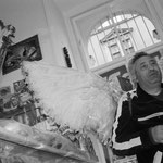 "from series: ""In October the Angels"" 