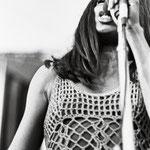"""Tina Turner"" | silver gelantine print | 30x40 cm | 1970 | Seattle"