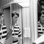 """Christopher Reeve"" | silver gelantine print | 30x40 cm | 1978 | Beverly Hills"