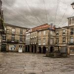 Plaza del Toral. Santiago de Compostela.  PVP. 30 €