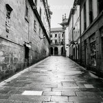 Rúa de Fonseca. Santiago de Compostela.  PVP. 40 €