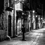 Última salida. Técnica Blanco y Negro.  Distinguida con 3 premios en Concursos Fotográficos del Grupo Aficionados a la Fotografía en Flickr con más de 4000 miembros.  PVP. 50 €