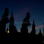 Basílica del Pilar. Técnica contra luz. Distinguida con 1 premio  en Concursos Fotográficos del Grupo Aficionados a la Fotografía en Flickr con más de 4000 miembros.  PVP. 30 €