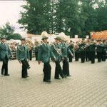 1983 Parademarsch auf Schützenfest Dannenberg