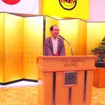 来賓挨拶:門川大作京都市長