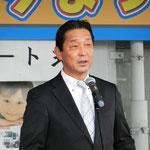 ご来賓:京都府警察本部交通部次長 棚上達夫 様