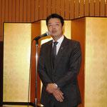 藤田副会長閉会のあいさつ