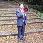 主催者あいさつ:藤田副会長