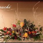 クリスマステーブル装飾