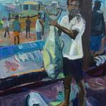 Fischmarkt Beruwela