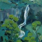 Frauenhaar-Wasserfall